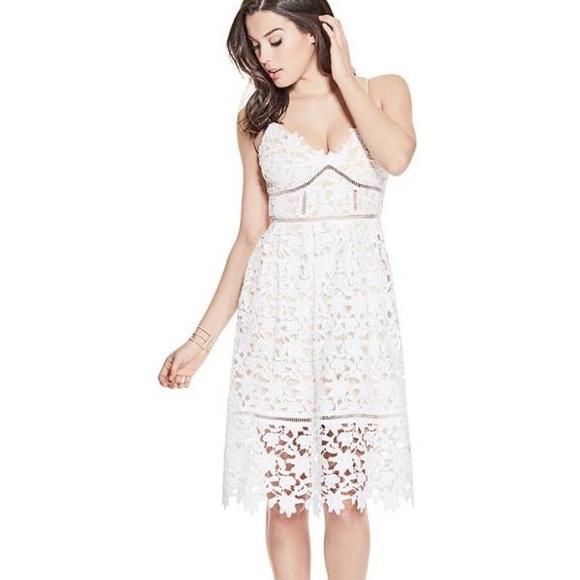 267ef66890d GUESS lace dress